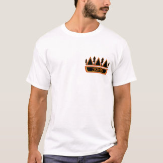 Lager-Kanu-Führer T-Shirt