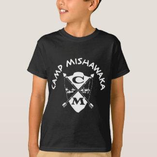 Lager Mishawaka Klassiker-Wappen T-Shirt