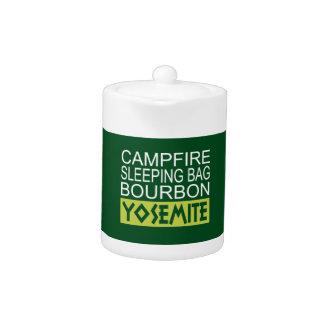 Lagerfeuer-Schlafsack Bourbon Yosemite