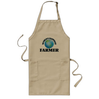 L'agriculteur le plus heureux du monde tablier long