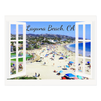 Laguna Beach, CA Postkarte