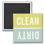 L'aimant de lave-vaisselle NETTOIENT | SALE -