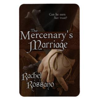 L'aimant du mariage du mercenaire magnets rectangulaire