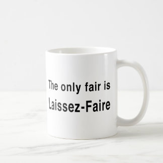 Laissez-Faire Kaffeetasse
