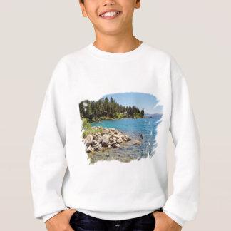 Lake- Tahoet-shirt Entwurf Sweatshirt
