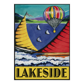 Lakeside-affiche