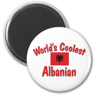 L'Albanais le plus frais Magnet Rond 8 Cm
