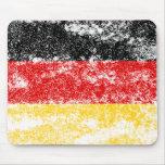 L'Allemagne - Mousepad affligé Tapis De Souris