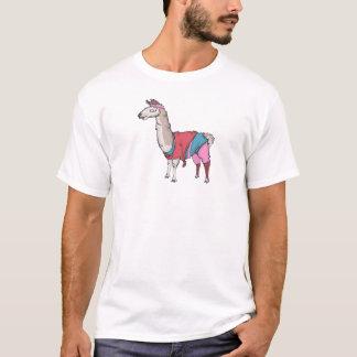 Lama ist ein Tänzer eines Tages T-Shirt