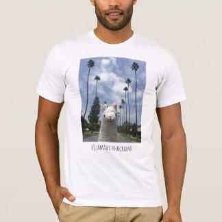 Lama ohne Drama LA T - Shirt