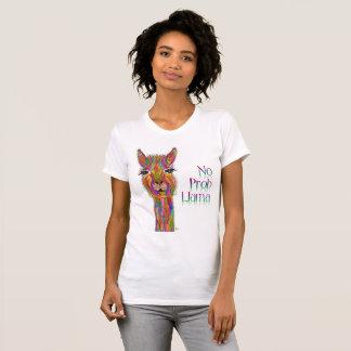 Lama-T - Shirt (Sie können besonders anfertigen)