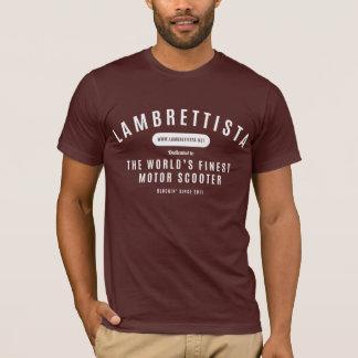 Lambrettista Blog-T - Shirt: Trüffel T-Shirt