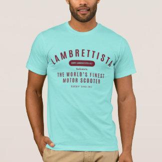 Lambrettista Blog-Text-Shirt T-Shirt