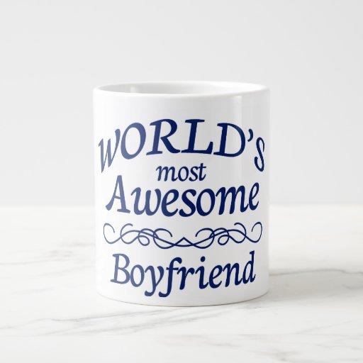 L'ami le plus impressionnant du monde mug jumbo