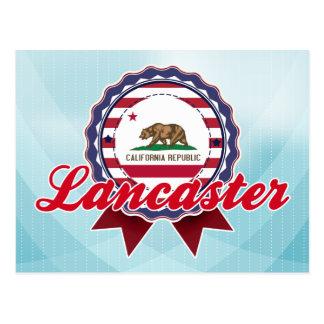 Lancaster, CA Postkarte