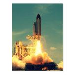 Lancement de Rocket Cartes Postales