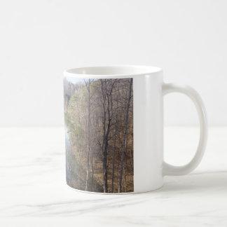 Land des Friedens Kaffeetasse