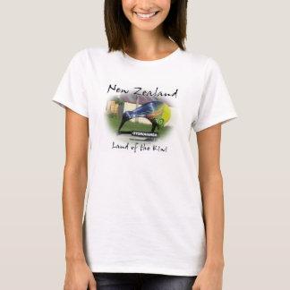 Land des Kiwit-shirts T-Shirt