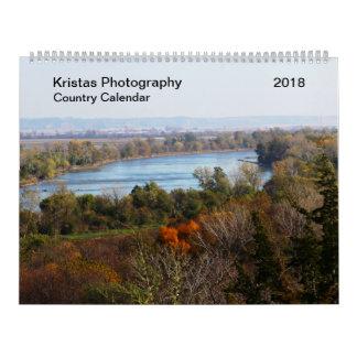 Land-Kalender 2018 Wandkalender