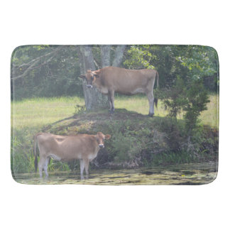 Land-Kuh Badematte