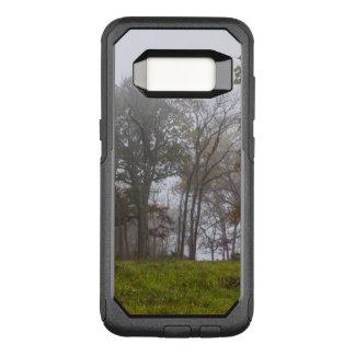 Land-nebeliger Fall-Morgen OtterBox Commuter Samsung Galaxy S8 Hülle