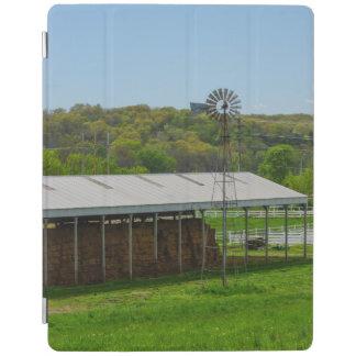 Land-Windmühle iPad Smart Cover