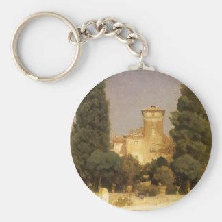 Landhaus Malta, Rom durch Lord Leighton Schlüsselanhänger