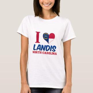 Landis, North Carolina T-Shirt