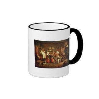 Ländliche Hochzeit Kaffeetassen