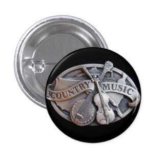 Landmusik Runder Button 3,2 Cm