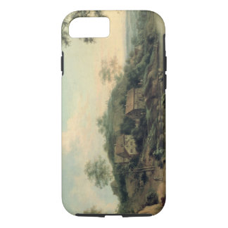 Landschaft, 1758 iPhone 8/7 hülle