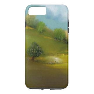 Landschaft iPhone 8 Plus/7 Plus Hülle