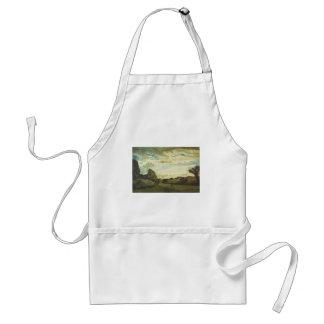Landschaft mit Dünen, Vincent van Gogh Schürze