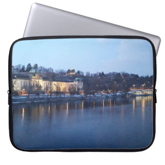 Landschaft von Újezdv in der frühen Laptopschutzhülle
