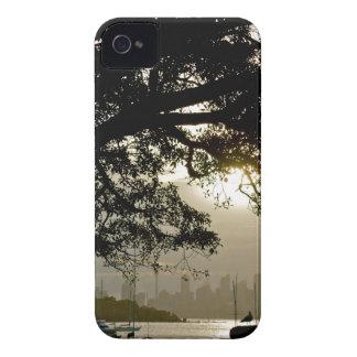 Landschaftliche Ansicht SydneySkyline iPhone 4 Hülle