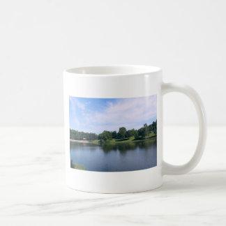 Landschaftnature See-Foto Kaffeetasse