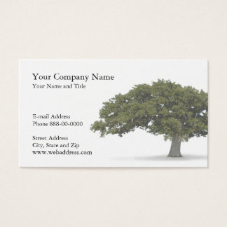 Landschaftsgestalter-Baum-Trimmer-Visitenkarte Visitenkarte