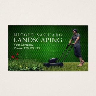 Landschaftsgestalter-Gärtner Visitenkarte
