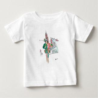 Landshut, das Stadt-Schutz 1475 Wedding ist Baby T-shirt
