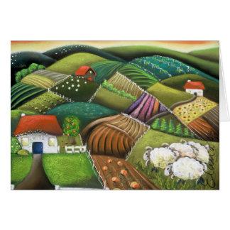 Landwirtschaft im Wairarapas Karte