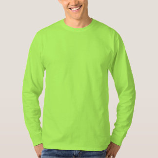 Lange Hülsen-T-Shirt DIY Schablone addieren T-Shirt