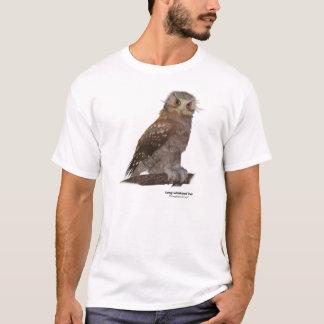 Lange-whiskered Eule T-Shirt