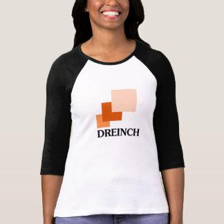 Langer die Hülsen-T - Shirt der DREINCH