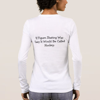 Langer Hülsen-T - Shirt 'wenn Zahl Skaten… einfach
