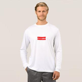 Langes Hülsen-Shirt der T-Shirt