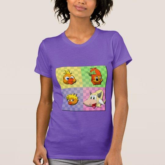 Lanschilandia Helder T-Shirt