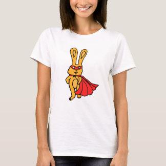 Lapin de héros t-shirt