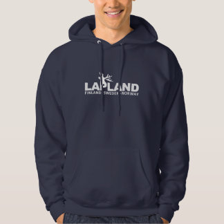 LAPPLAND-Kapuzenpullis u. -jacken - wählen Sie Art Hoodie