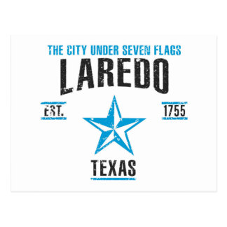 Laredo Postkarte