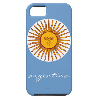 L'ARGENTINE COQUES iPhone 5